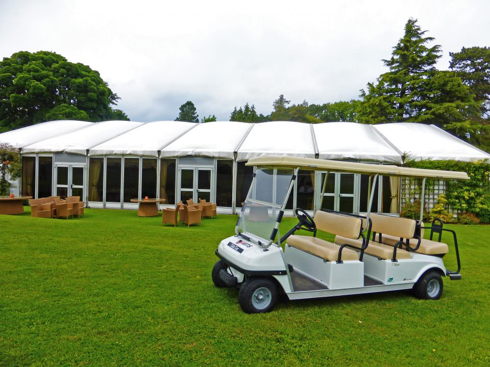 Transport Buggy Hire