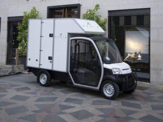 Garia Utility City Van