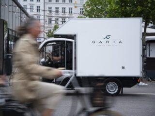 Garia Utility Van