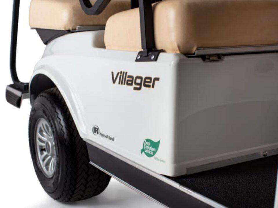 Club Car Villager 6 Rear