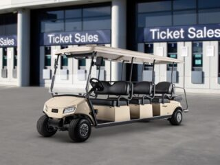Club Car Villager 8 at Stadium