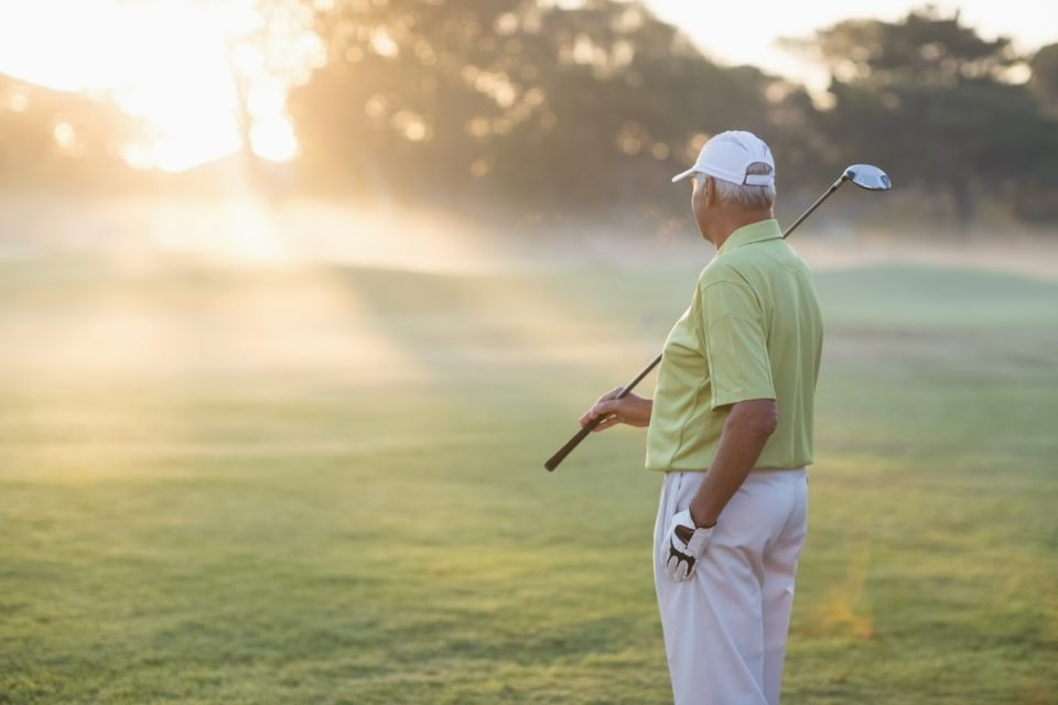 How to retain older golf club members