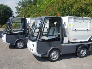 Electric Micro Trucks