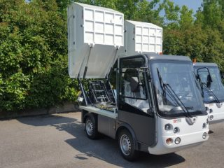 Electric Mini Van