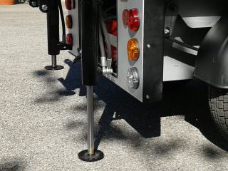 WasteTipping Unit Stabilizers
