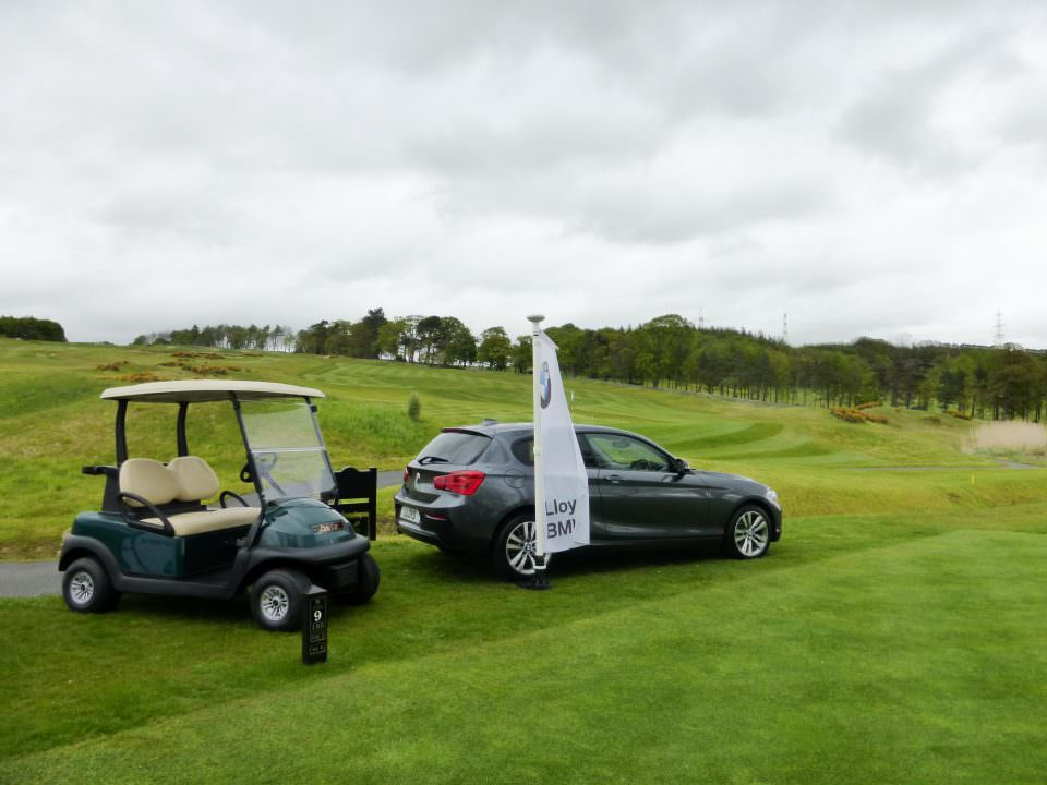 Golf Buggy Rental North East