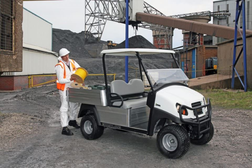 Carryall 550 | Club Car Carryall 550 Utility Vehicle Hire & Sale
