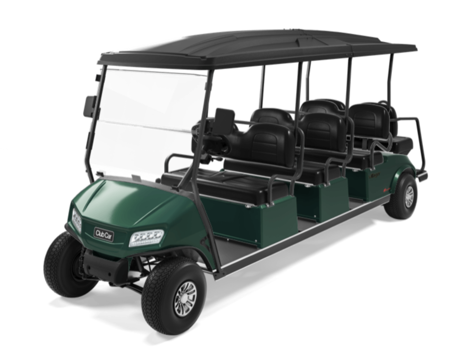Club Car Villager 8 Green