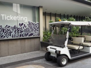 Event buggy rental
